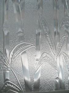 стекло бамбук