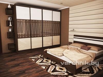 большой шкаф для спальни