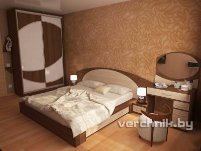 двухместная кровать