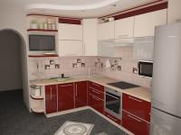 Кухня угловая 1-5
