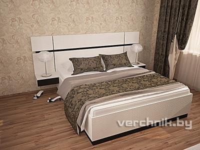 кровать двухместная