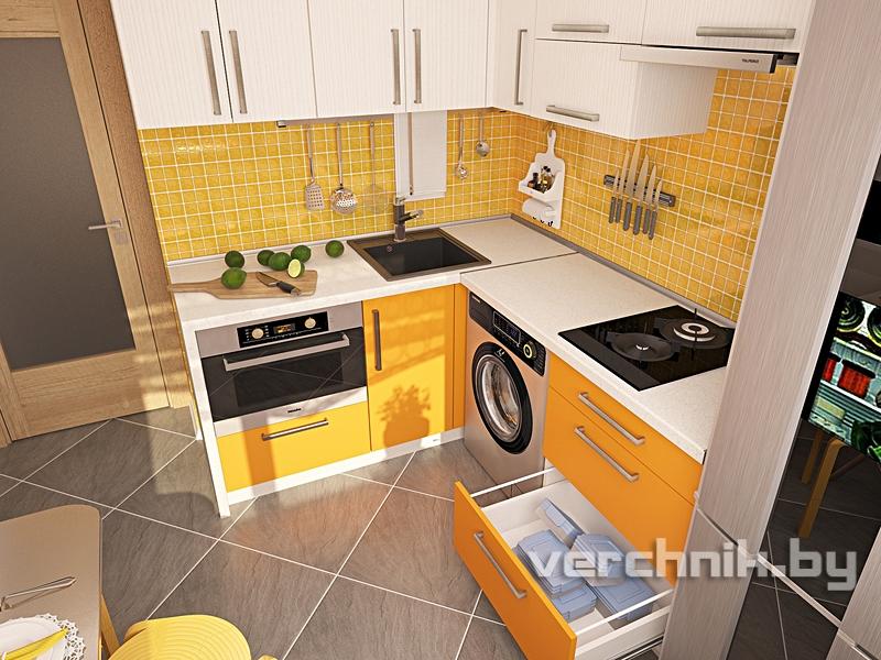 кухни от фирмы Вершник
