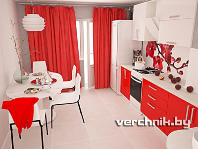 кухня Вершник