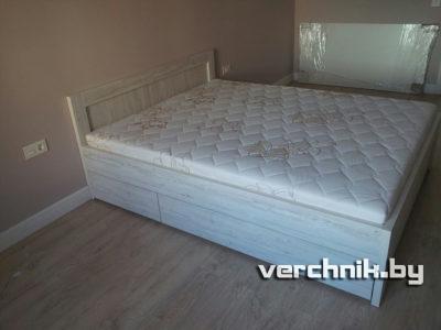 кровать из ДСП аляска