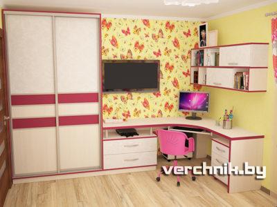 стол и шкаф для детской