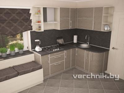 кухня с диваном