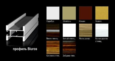 профиль Biuros
