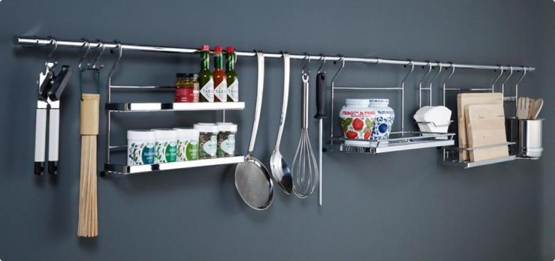 релинговые системы на кухне