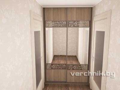 двери в гардероб