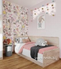 кровать с подъемником